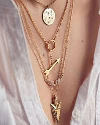 chain necklace woman images Women 39 s necklaces chains online in pakistan daraz pk jpg