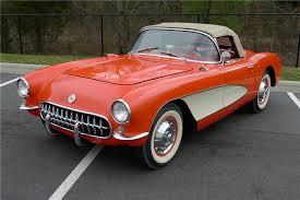 1957 chevrolet corvette convertible 1957 chevrolet corvette convertible 125093