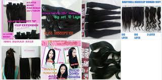 hair clip rambut asli http www blissshoponline hairclip 100 rambut asli 100