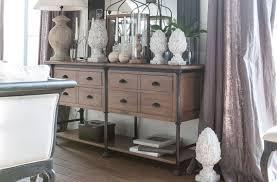 chambre interiors mobilier style néo industriel collections de meubles patinés