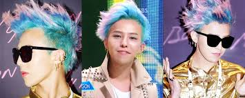 men hair colour board 2015 g dragon s 14 best worst and craziest hairstyles