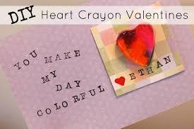 crayon valentines behance