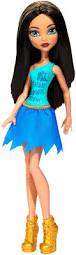 Monster High Lagoona Blue Halloween Costume by Monster High Cleo De Nile Cheerleader Doll Shop Monster High