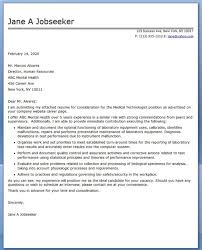 medical lab technician cover letter sample pharmacy technician