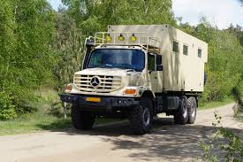 mercedes truck 4x4 bliss mobil expedition vehicle the freedom of independence
