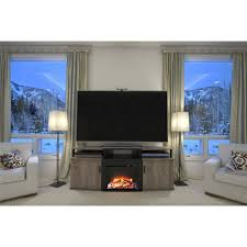 tv stands interesting design media console for inch with electric