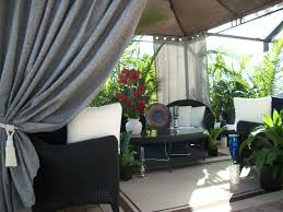 Outdoor Gazebo With Curtains by Patio Pizazz Com U2013 Outdoor Gazebo Drapes