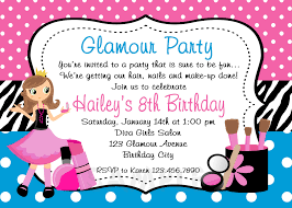 Birthday Invite Cards Free Printable Birthday Invitation Card Invitation Cards For Birthday Party