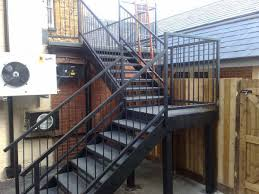 southern fabrications staircases poole dorset steelwork
