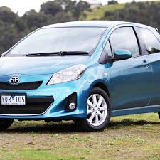 toyota yaris review 2012 yr yrs zr yrx
