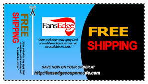 fans edge free shipping code fansedge coupon code 2016 specialist of coupons
