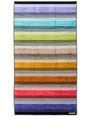 missoni home ross beach towel in multi fwrd