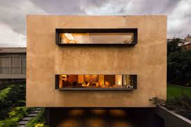 Four Lights Houses Clay House In Mexico City Is All About Light Curbed
