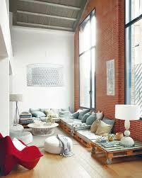 salon sans canapé merveilleux salon sans canape 13 un salon look chic et industriel
