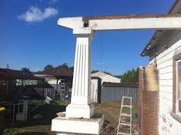 view topic california bungalow verandah columns u2022 home