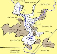 Lancaster Ohio Map by Pennsylvania County Map