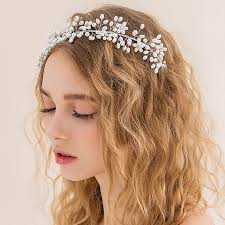bridal headpieces vintage tiara bridal headpieces headdress handmade jewelry