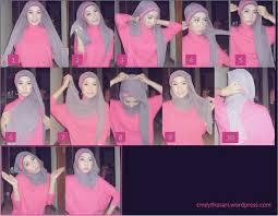 tutorial hijab paris zaskia 27 foto tutorial hijab paris zaskia adya terlengkap tutorial hijab