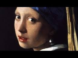 girl with a pearl earrings restoring the girl with the pearl earring