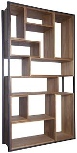 Modern Modular Bookcase Best 25 Metal Bookcase Ideas On Pinterest Industrial Bookshelf