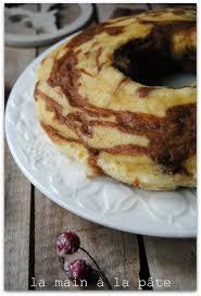 recette cuisine vapeur gâteau marbré cuisson à la vapeur avec ou sans thermomix la
