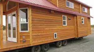 Mini Homes On Wheels For Sale by Tiny Home Classic Double Loft By Rich U0027s Portable Cabins Youtube