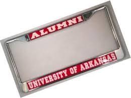 byu alumni license plate frame brigham cougars alumni license plate frame