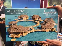 overwater bungalows come to the caribbean and mexico