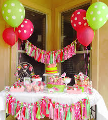 2nd birthday decorations at home girls birthday party surprise pinterest girl birthday