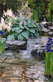 Backyard Waterfall Ideas by This One Is Subtle 35 Dreamy Garden With Backyard Waterfall Ideas