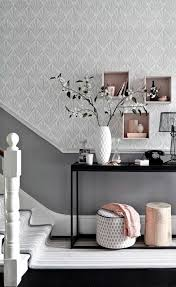 wandgestaltung grau tapete in grau stilvolle vorschläge für wandgestaltung