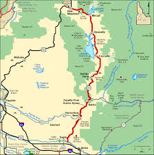 maryland byways map payette river scenic byway map america s byways travel
