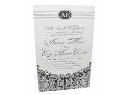 formal wedding invitations formal wedding invitation letterpress lace digby digby