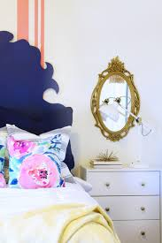 bedroom colorful bedroom interior distressed turquoise dresser