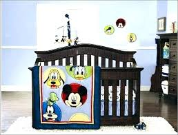 Mickey Mouse Crib Bedding Mickey Mouse Baby Bedding Set Disney Baby Mickey Mouse Crib