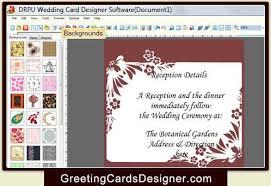 wedding invitation software extraordinary create wedding invitation card free 37 for your