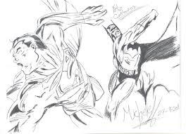 batman superman pablo alvarado coronado artelista en