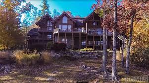 north carolina mountain log homes for sale