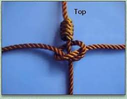 rosary twine rosary makers guide knotted twine rosary