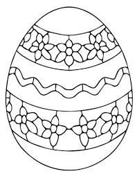 pysanky egg coloring page ukrainian easter egg coloring page free printable coloring pages