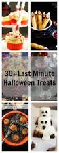 30 last minute halloween treats pumpkin u0027n spice