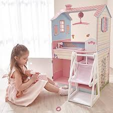 Dolls Changing Table Teamson All In One 18 Inch Baby Doll Nursery Station