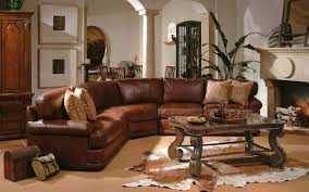 Southwest Living Room Ideas by Living Room Living Room Decorating Ideas With Dark Brown Sofa