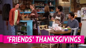 friends 10 thanksgiving episodes ranked from worst to best