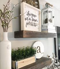 home decor for shelves floating shelves ideas around tv decor on wall how to decorate in