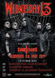 wednesday 13 plans halloween party hrh mag