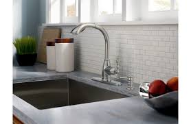 moen terrace kitchen faucet kitchen enchanting image of single brushed stainless steel