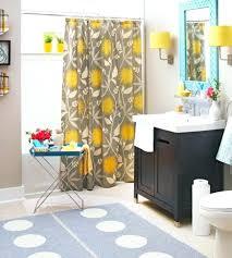yellow and grey bathroom decorating ideas grey yellow bathroom yellow and grey bathroom grey and yellow