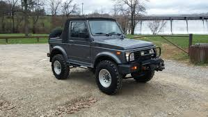suzuki samurai please educate me regarding suzuki samurai kind people