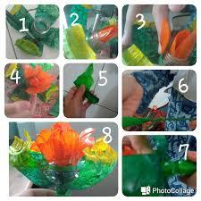 3 Cara Membuat Bunga Dari Botol Plastik Beserta Gambarnya Www